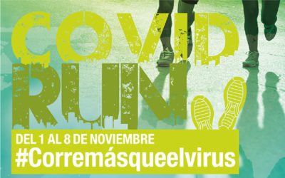 Covid Run · Fundación Mary Ward