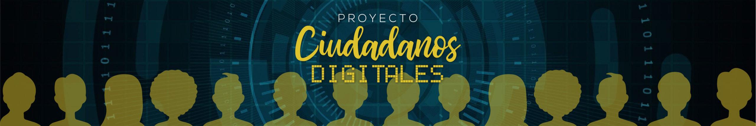 Banner Proyecto Ciudadanos Digitales · Colegios Irlandesas