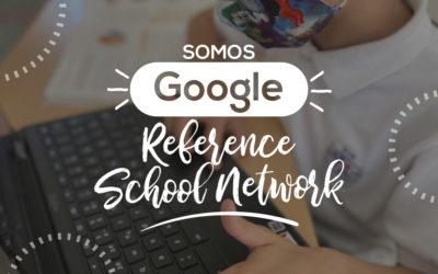 Colegios Irlandesas: la primera Google Reference Network en España