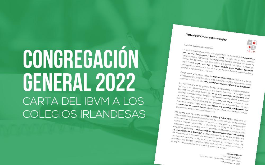 Congregación General 2022